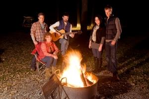 campfire guitar