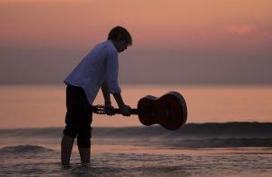 guitar beach
