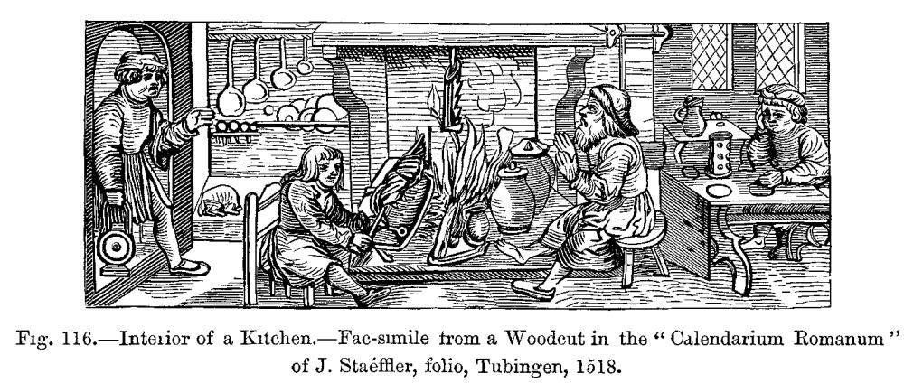 Woodcut_kitchen