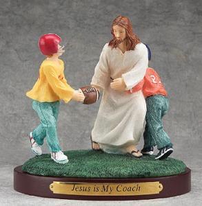 jesus is my coach